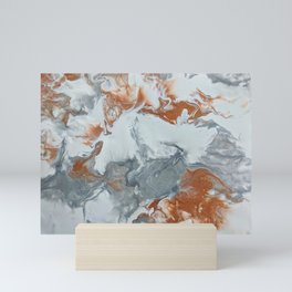 Granite II Mini Art Print