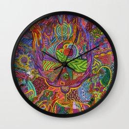 Symbol Wall Clock