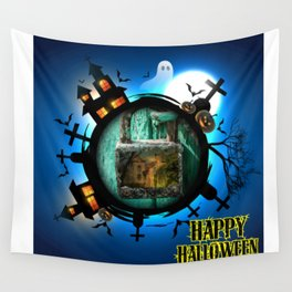 Halloween 5 Wall Tapestry