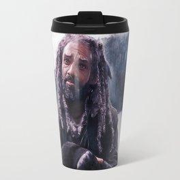King Ezekiel (the walking dead) Travel Mug