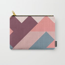Geometric Mountains 02 Carry-All Pouch