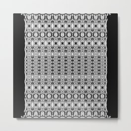 Delicate Web Metal Print