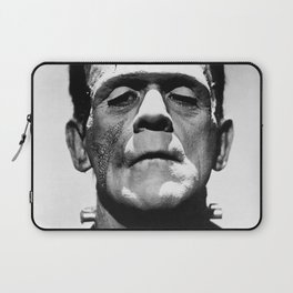 Frankenstien | Franky | Horror movies | Munsters | Gothic Aesthetics Laptop Sleeve