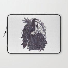 Morticia Addams Laptop Sleeve