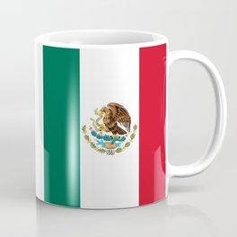 Mexican flag of Mexico Coffee Mug