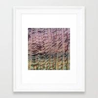 tigger Framed Art Prints featuring Tigger Tigger  by Chelhsea Jefferson