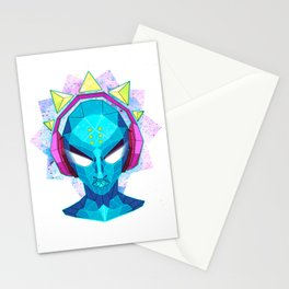Krilin 80's Trip Stationery Cards