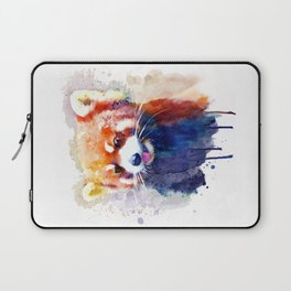 Red Panda Portrait Laptop Sleeve