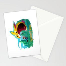 Mana: Rabite Attack! Stationery Cards