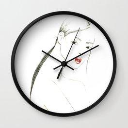 Japa Wall Clock