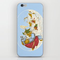 A Chrono to the past iPhone & iPod Skin