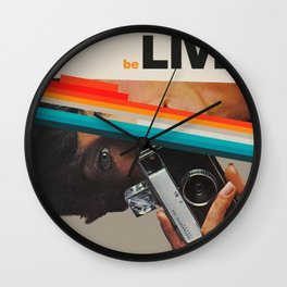 beLive Wall Clock