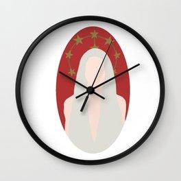 Zodiac Aquaria Wall Clock