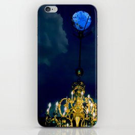 At The Stroke of Midnight iPhone Skin