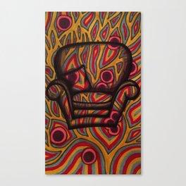 Chair 003 Canvas Print