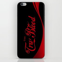 Can't Beat The Real Thing ;) iPhone Skin