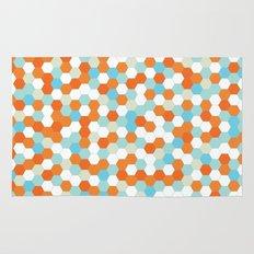 Honeycomb | Fish Bowl Rug