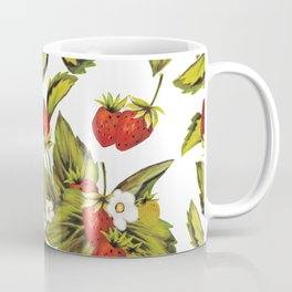 Sweet Strawberry Coffee Mug