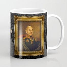 Sir Patrick Stewart - replaceface Coffee Mug