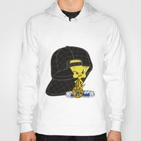 moschino Hoodies featuring Moschino Tweety by Claudio Velázquez