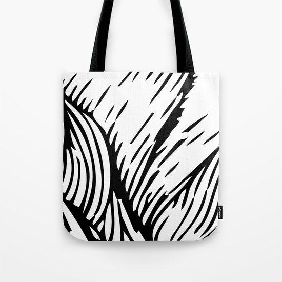 woodcut Tote Bag