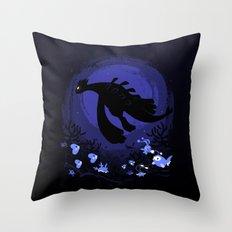 Sea Guardian Throw Pillow