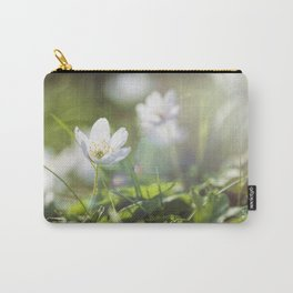 Wind flower in love Carry-All Pouch