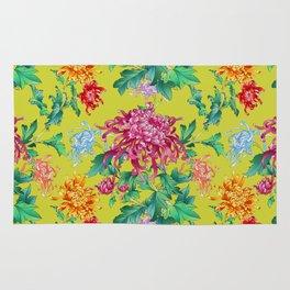 Oriental Flowers Rug