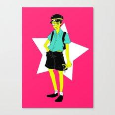 Litchi Hikari Club | Dafu Canvas Print