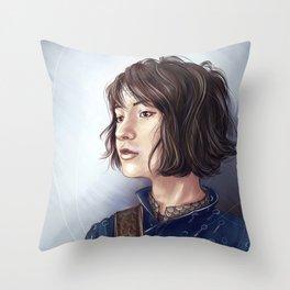 Sabriel Throw Pillow
