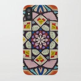 Fulfillment Mandala - מנדלה הגשמה iPhone Case