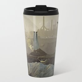 the truth is dead · just make money Travel Mug