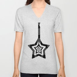 Stars and Rails Unisex V-Neck