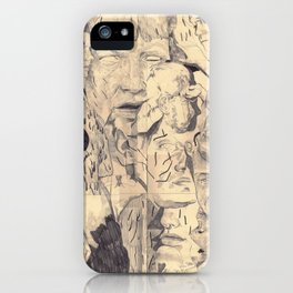 kopf iPhone Case