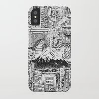 lost in translation iPhone & iPod Cases featuring Lost In Translation by Candice Soon