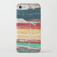boats iPhone & iPod Cases featuring Boats by stephmel