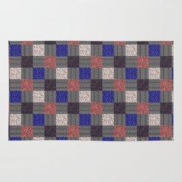 Patchwork Pattern Rug