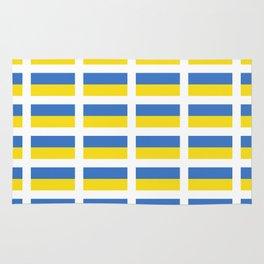 Flag of Ukraine -Ukrainian,Україна, Ucrania,kiev,sevastopol Rug