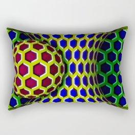 Orb Mind Tricks Rectangular Pillow
