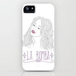 La Bomba iPhone Case