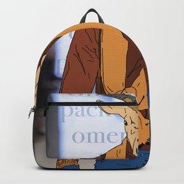 walking proud Backpack