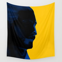 L'homme - electric Wall Tapestry