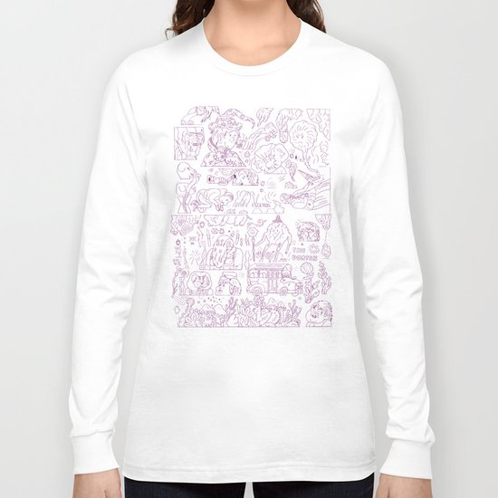 your farts  Long Sleeve T-shirt