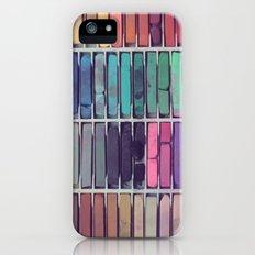 Pastels iPhone (5, 5s) Slim Case