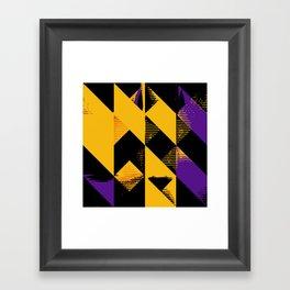 october lwwrys Framed Art Print