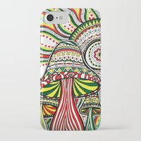 rasta iPhone & iPod Cases featuring Rasta by Marcela Caraballo