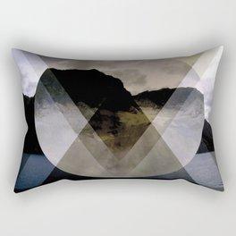 Hipster Hill Rectangular Pillow