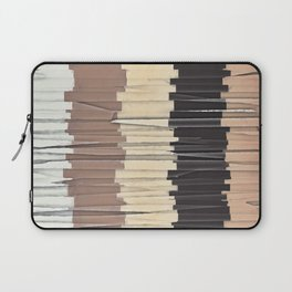 Shreds of Colors 3 Laptop Sleeve
