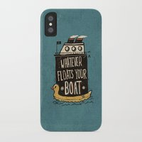 quotes iPhone & iPod Cases featuring Quotes by Ronan Lynam