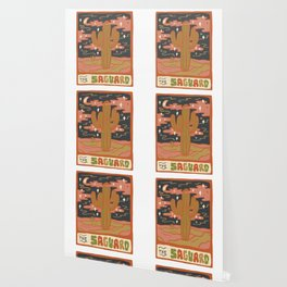 Cactus Tarot Cards- Saguaro Wallpaper